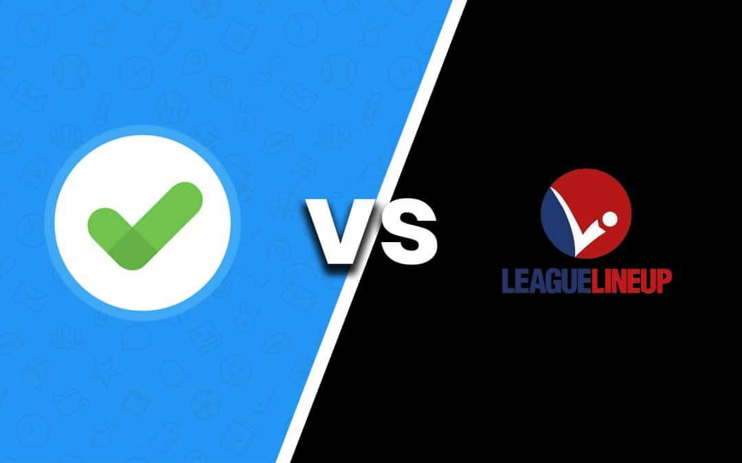 TeamLinkt vs LeagueLineup
