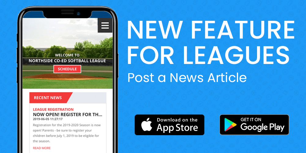 New Feature: Post a News Article