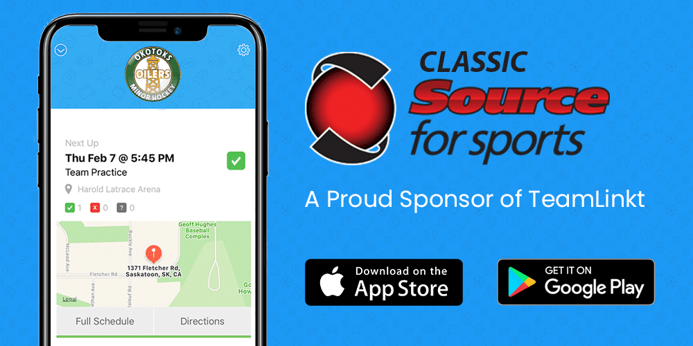 Classic Source For Sports Sponsors Team and League Management Platform