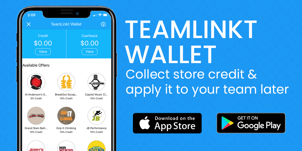 New Feature: Build Credit with the TeamLinkt Wallet