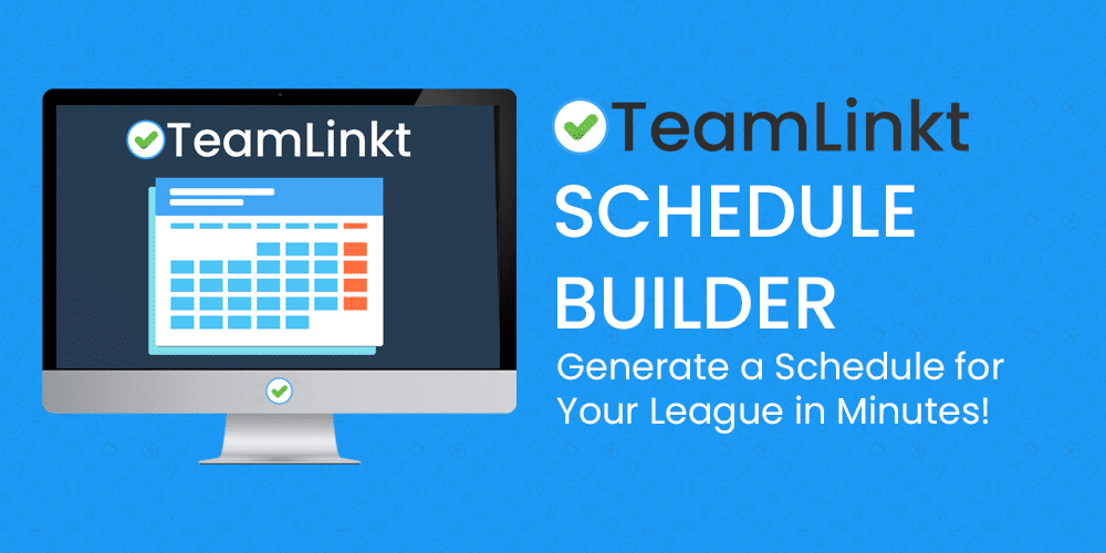 teamlinkt schedule builder