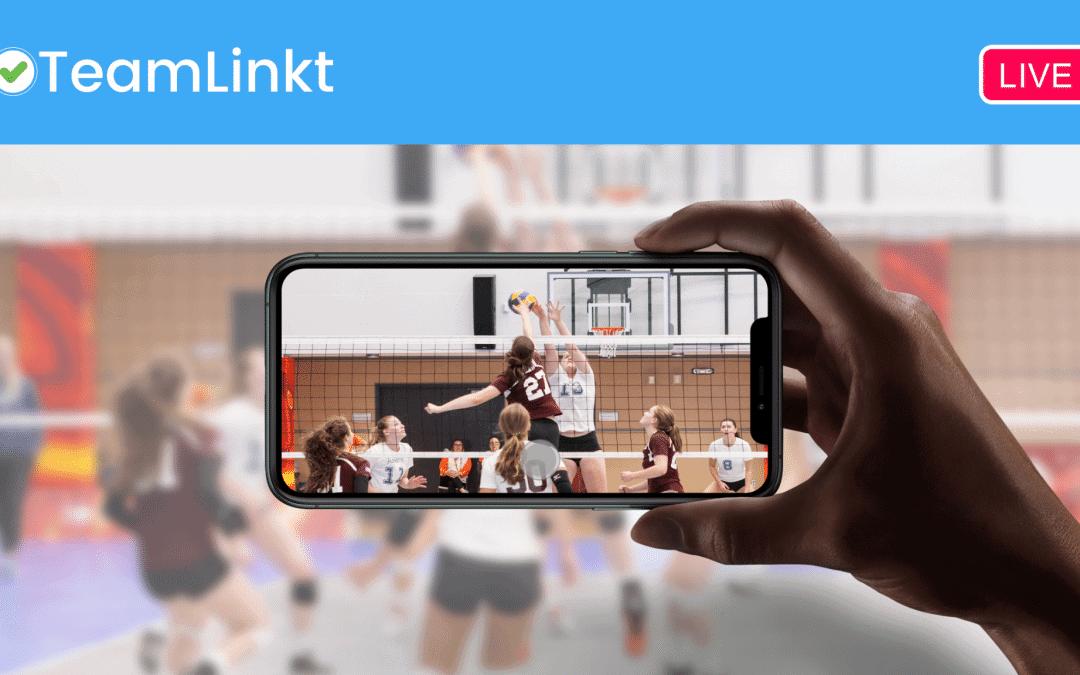 TeamLinkt Live Video Streaming