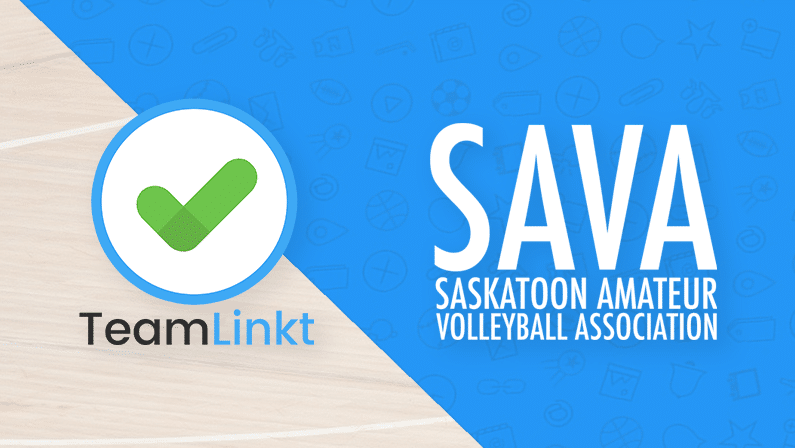 How Saskatoon Amateur Volleyball Association Used TeamLinkt to Manage their 2020-2021 Season