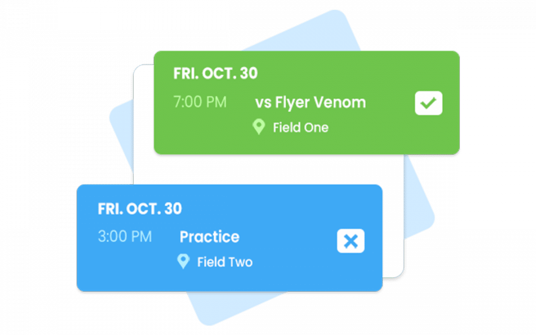 Schedule Sync League Teams