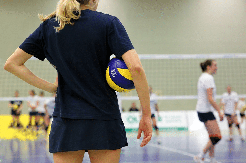 Volleyball Club Management Software