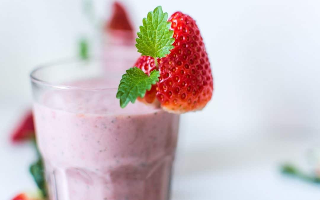 Protein Smoothies for Kids: Proper protein consumption for young athletes