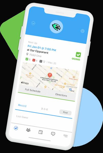 TeamLinkt Team Management App