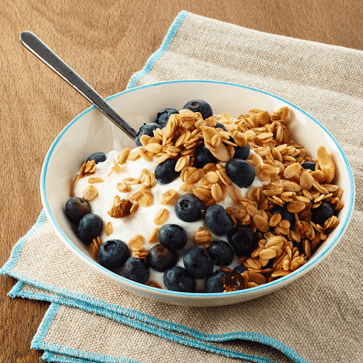 healthy breakfast for athletes