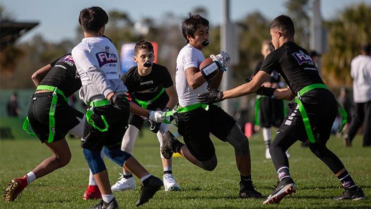 A Sport on the Rise: Flag Football